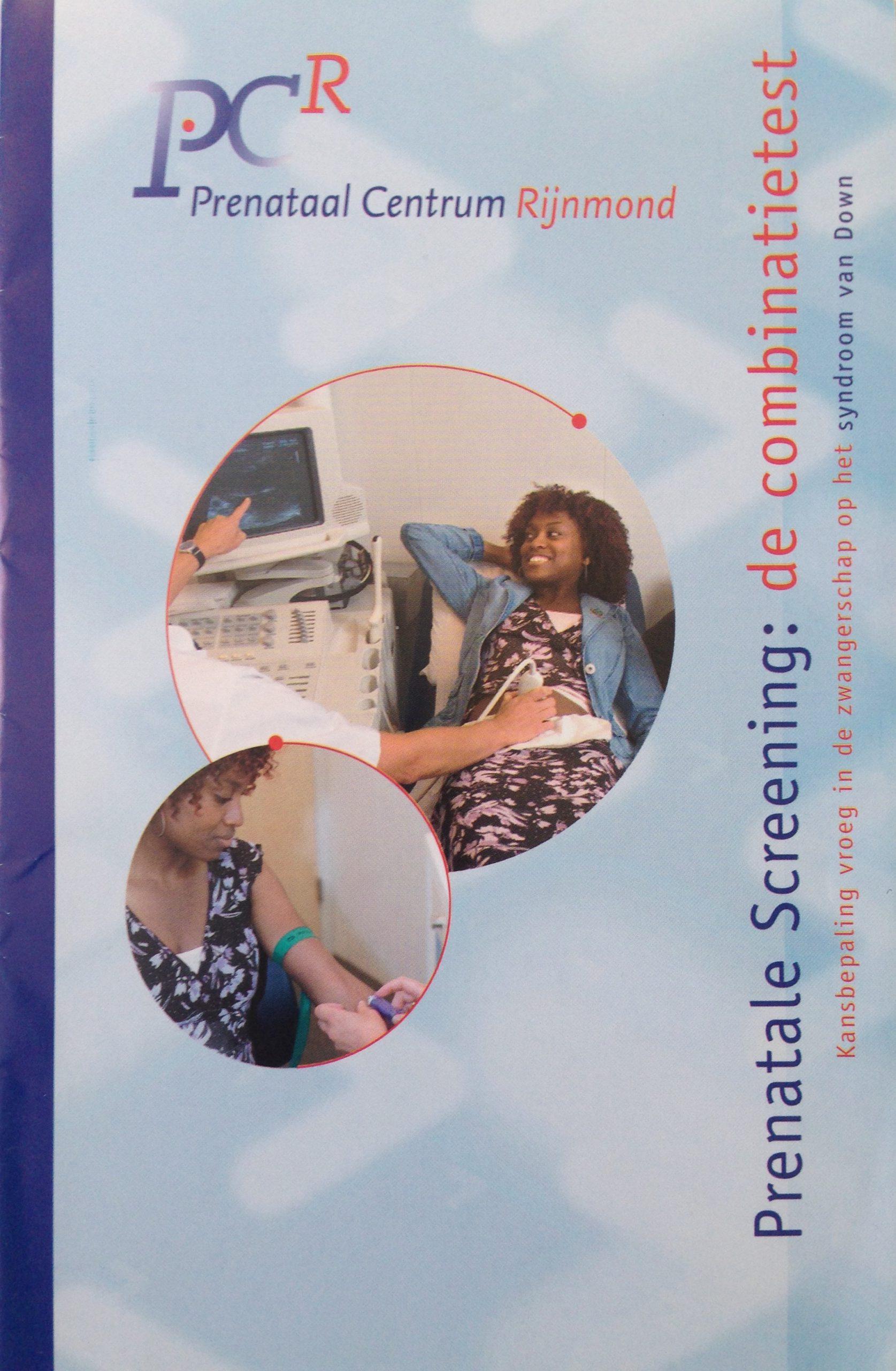 Brochure: Prenataal Centrum Rijnmond