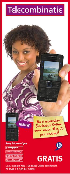 Advertisement: Telecombinatie